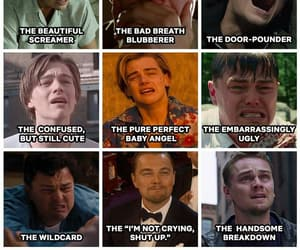 boys, crying, and Leo image