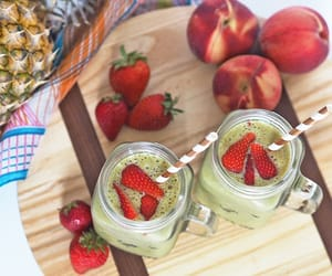 healthy breakfast, healthy recipe, and quick and easy breakfast image