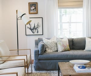 cape cod style, studio mcgee, and bohemian home tour image