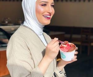 arab, cute, and بُنَاتّ image