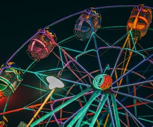 article, carnival, and colors image