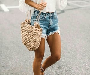 outfit, summer, and summer outfit image