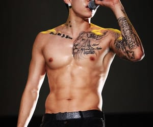 kpop, jay park, and abs image