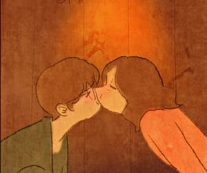 illustration, love, and puuung image