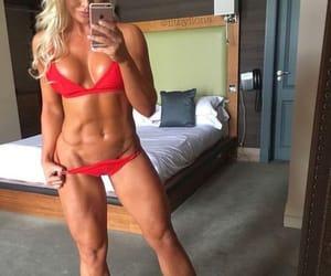 bikini, beach body, and fitness motivation image