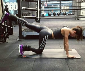 fitness, lifestyle, and weights image