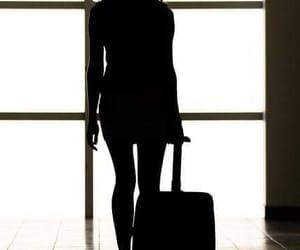 trabajo, viajar, and soñar image