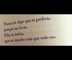 frases, perfecta, and mujeres image