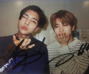 johnny, jaehyun, and nct image