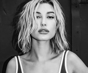 hailey baldwin, model, and style image