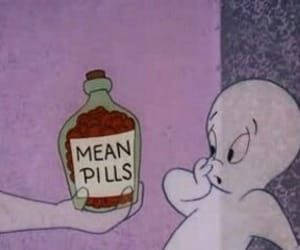 cartoon, casper, and ghost image
