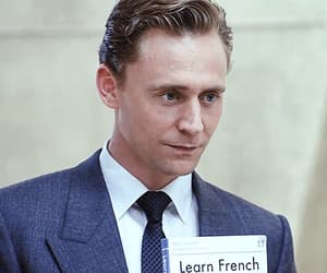 actor, funny face, and tom hiddleston image