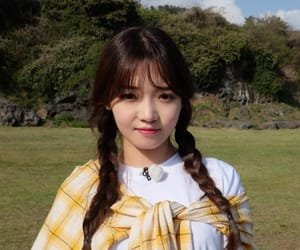 fromis_9, jisun, and fromis image
