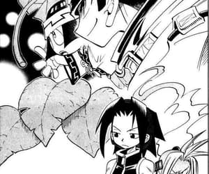 anime, manga, and shaman king image