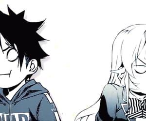 anime, friend, and yukihira soma image