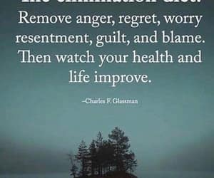 anger, blame, and regret image