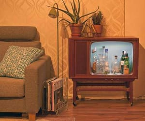 aesthetic, decor, and alcohol image