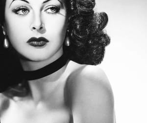 1940s, black and white, and old hollywood image