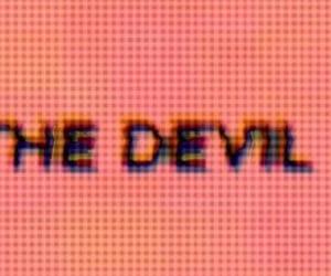 Devil and love image