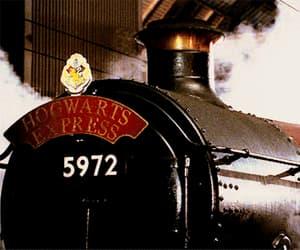 express, hogwarts, and potter image