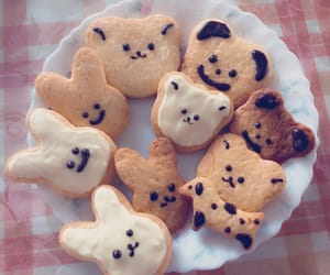 animal, choco, and cookie image