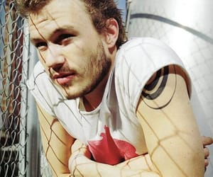 heath ledger, sexy, and actor image