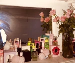 flowers, perfumes, and rooms image