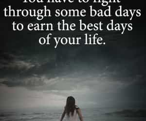 girl, best days of life, and quote image