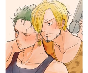 one piece, zosan, and zoro image