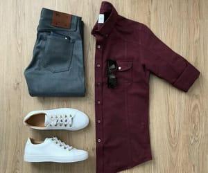 fashion and man image
