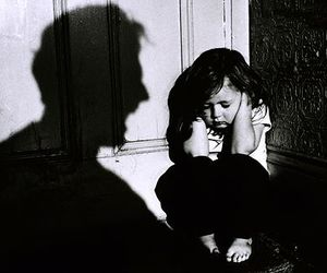abuse, child, and cry image