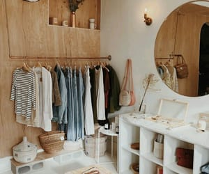 closet, house, and interior design image