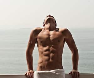 abs, bad, and boy image