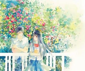 anime, fan art, and kazehaya image