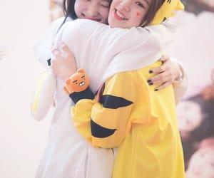 twice, chaeyeon, and nayeon image