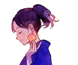 anime, kawai, and colors image