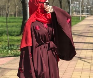hijab, modesty, and chechen image