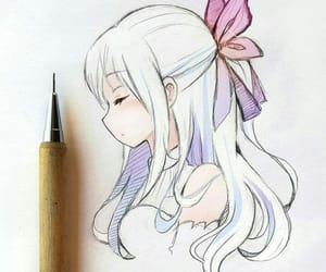anime and draw image