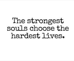 hardest lives and strongest souls choose image