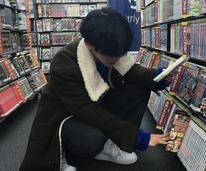 asian, boy, and manga image