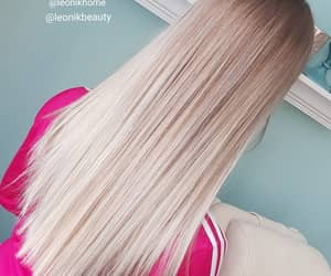 hair, icey, and pretty image