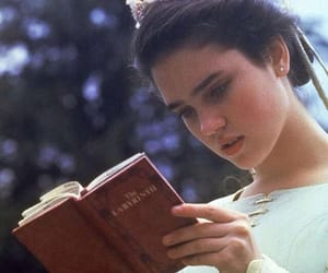 labyrinth, book, and jennifer connelly image