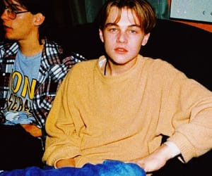 90s, boy, and leonardo dicaprio image