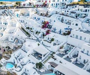 santorini, Greece, and place image