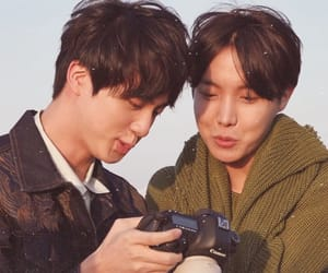 icons, jhope, and taehyung image