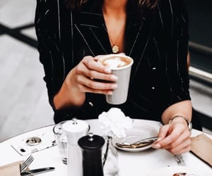 black, breakfast, and classy image