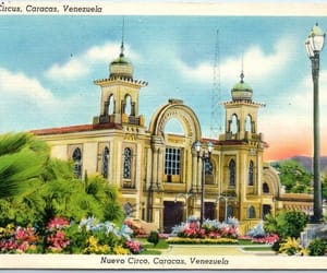 caracas, postcards, and south america image