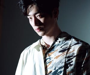 actor, korean, and kpop image