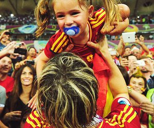 fernando torres, nora, and spain image