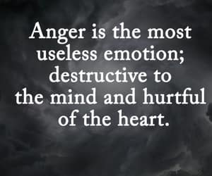 anger, destructive, and advice image